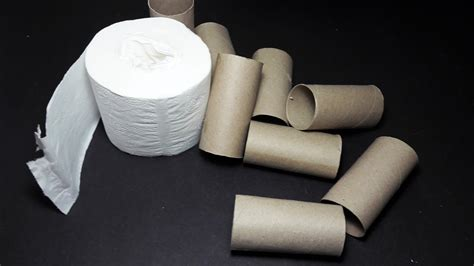 Creative Craft Ideas With Paper - diy 3 creative ideas with toilet paper roll toilet