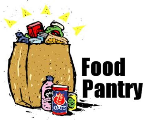 Food Pantry by Empty Food Pantry Clipart