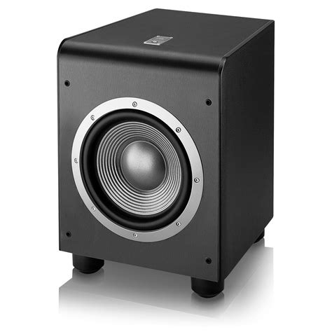Speaker Subwoofer Jbl 10 Inch Jbl Es150pbk 300 Watt Powered 10 Inch Subwoofer Black Home Audio Theater