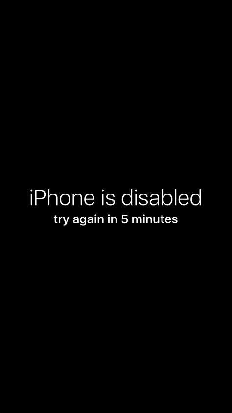 april fools  iphone  disabled wallpaper prank