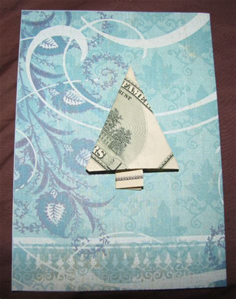how to fold paper money into christmas trees origami money tree 171 embroidery origami