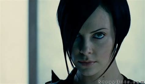 aeon flux black s hairstyle aeon flux black s hairstyle charlize theron aeon flux