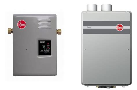 Small Home Water Heaters Choosing A Water Heater For A Tiny House The Tiny