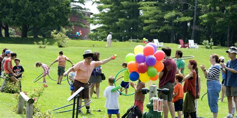 day event family day circus palooza shelburne museum