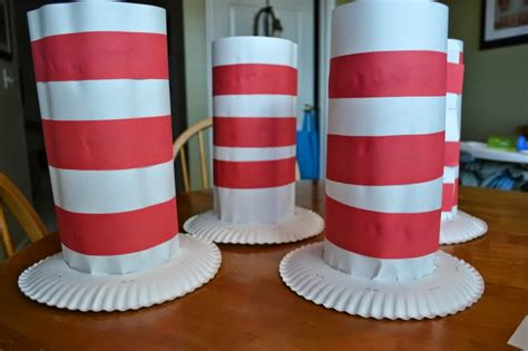 How To Make Paper Hats To Wear - hat crafts munchkins and