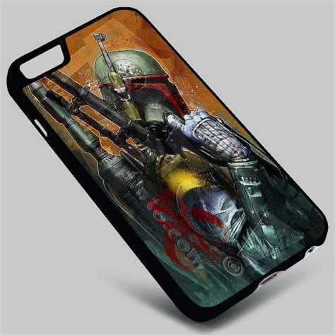Wars The Iphone 4 4s 5 5s 5c 6 6s 7 Plus boba fett wars on your iphone 4 4s 5 5s 5c