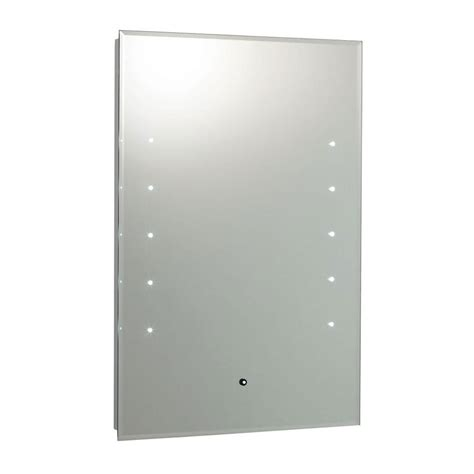 Hudson Reed Bathroom Mirrors Hudson Reed Alcina Touch Sensor Backlit Bathroom Mirror At Plumbing Uk