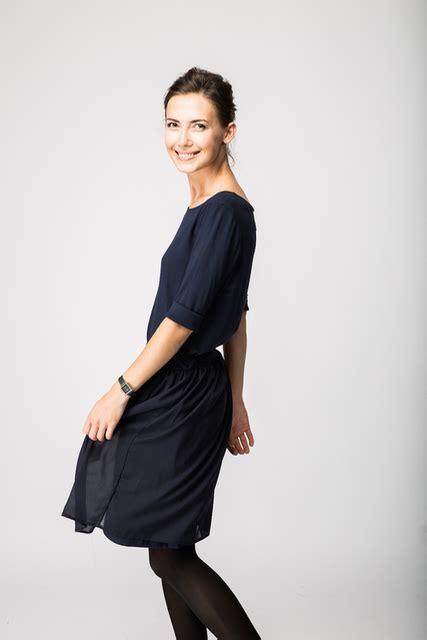 Vallenia Dress Big Size Blue lemuse blue ballerina dress lemuse