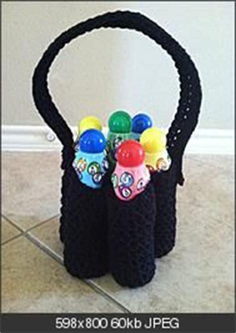 crochet pattern for bingo bag bingo bottle and gifts on pinterest