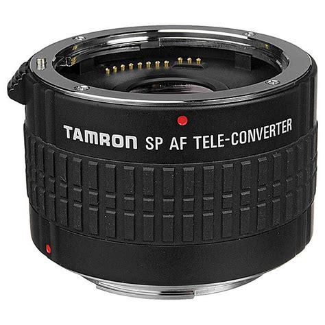 Teleconverter Lens 2 0x tamron sp 2 0x pro teleconverter lens for canon af mount