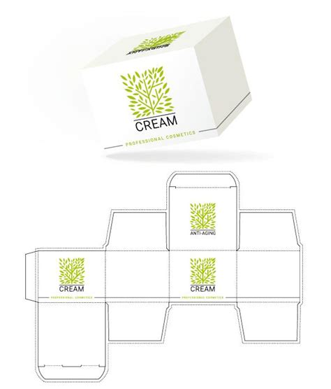 packaging template vector free download images templates