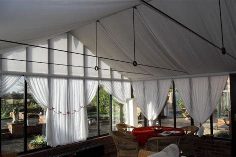 conservatory roof drapes redhead interiors interior designer in lincoln uk
