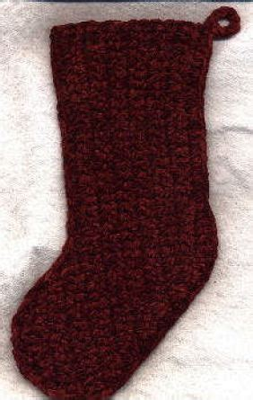 simple crochet pattern for christmas stocking crochet christmas stockings 10 free patterns to hang this