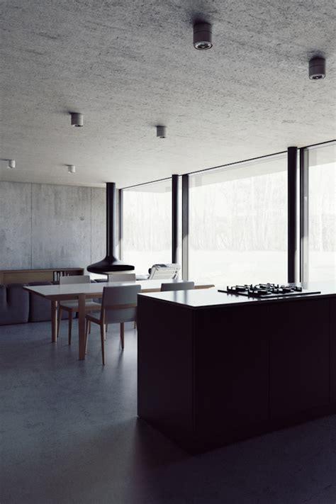 concrete ceiling lighting studio de materia light soil v 2 sgustok design