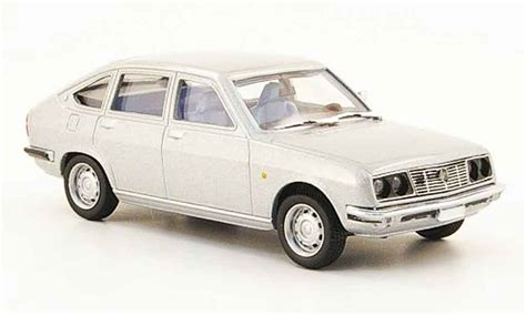 pego car lancia beta berline gray metallized pego diecast model car