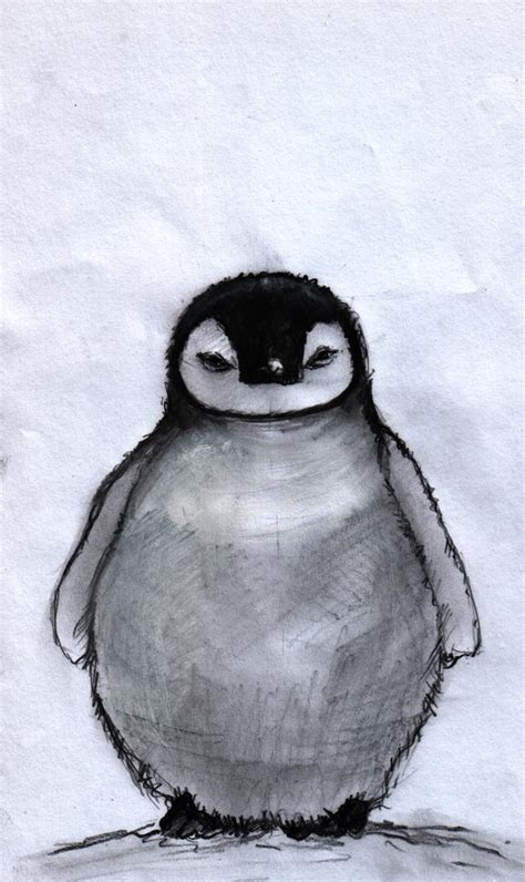 Home And Design Magazine Change Of Address by Penguin Drawings Ctaylor5uk Liverpool Design Amp Illustration
