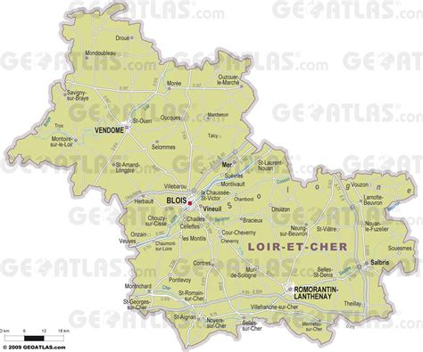 carte du loir et cher loir et cher carte du d 233 partement 41 tourisme