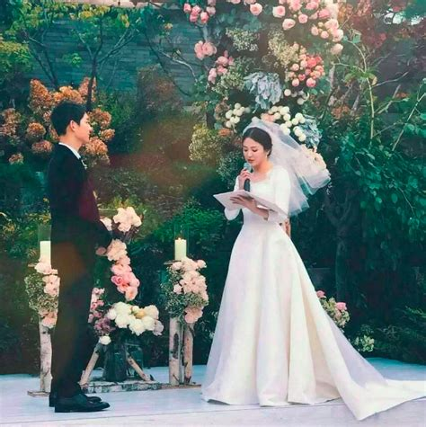 Wedding Song Korea by Everything You Need To About Song Joong Ki And Song