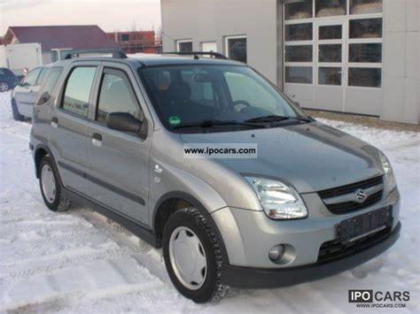 Suzuki Ignis 2004 2004 Suzuki Ignis 1 3 Ddis Car Photo And Specs