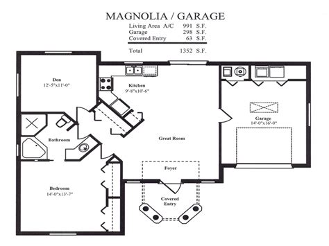 Guest House Floor Plan Cottage Garage Garage Guest House Floor Plans Garage Homes Floor Plans Mexzhouse
