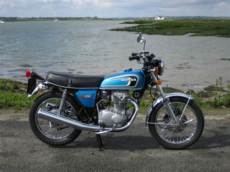 honda cb250 k4 sold 1973 on car and classic uk c722645 pin honda cb250 350 k4 1973 on