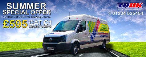 ambulance driver cat c1 courses truk