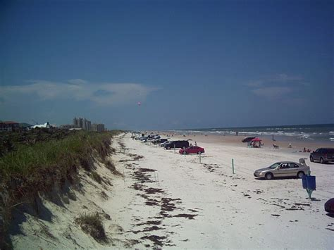 new smyrna new smyrna fl sand dunes at new smyrna august 2005 photo picture