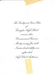 graduation commencement invitation template ventinove web