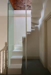 Access Stairs Design Folding Steel New Floating Staircase For A Refab Attic Space