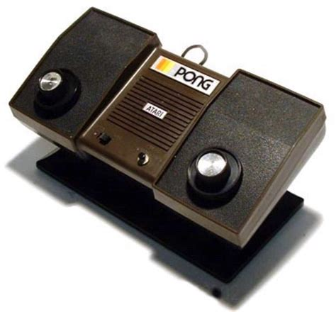 console pong history of consoles pong 1975 gamester 81