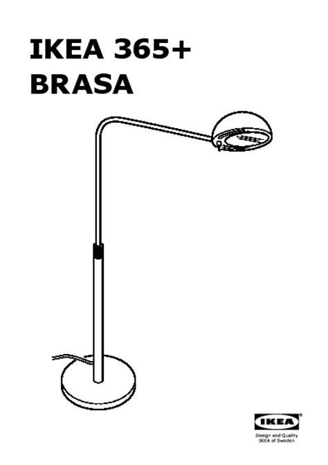 365 Brasa Floor L by 365 Brasa Ladaire Liseuse Noir