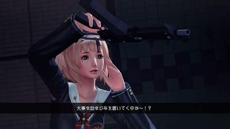 Kaset Ps4 Sg Zh School ps4 スクールガールゾンビハンター 衣装破壊などセクシー要素も含めた 多数のゲーム画面