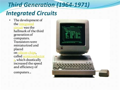 how are integrated circuits used in computers integrated circuits were used in which generation of computers 28 images third generation of