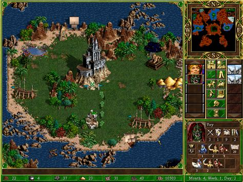 heroes 3 africa map heroes of might and magic iii map caverns of