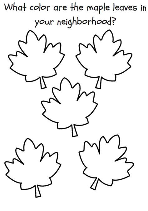 free printable maple leaves maple leaf printable coloring home