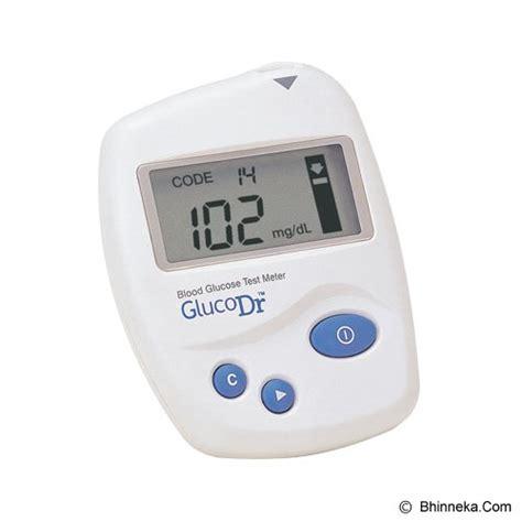 Best Seller Alat Ukur Kadar Gula Makanan Refraktometer Gula jual alat ukur kadar gula glucodr agm 2100 w 25 t kenali gejala kontrol diabetes sejak