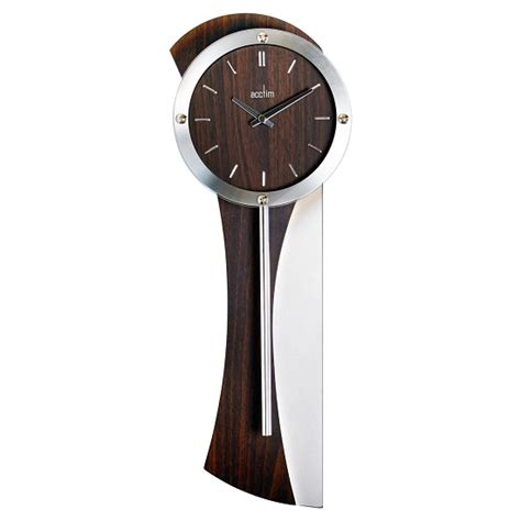 modern pendulum wall clock home design tips decoration ideas