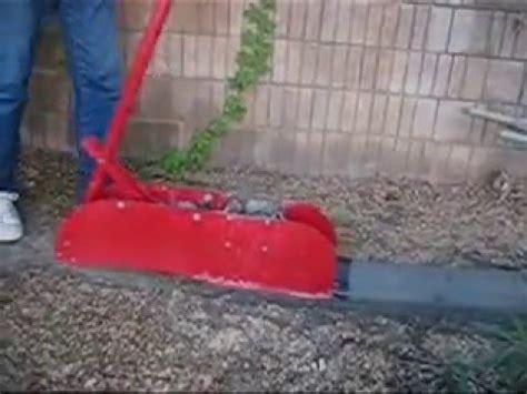 Landscape Edging Machine Rental Curb Machine Cement Concrete Landscape Edging