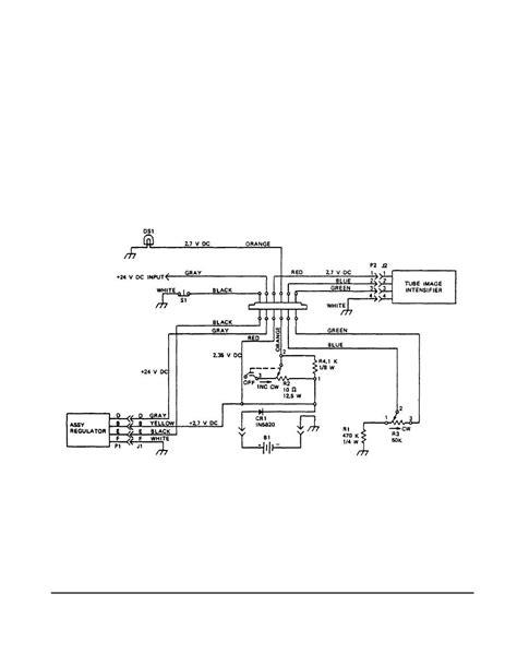 m36e1 electrical schematic diagram