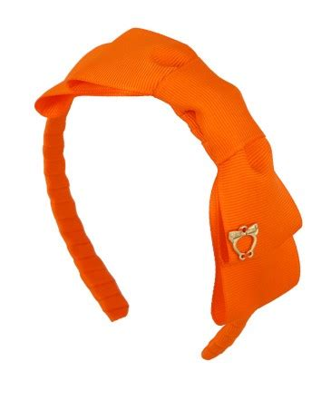 B56 Satin Twisted Flower Wide Headband Bandana Bunga Satin baby classic bow tangerine sereni shentel