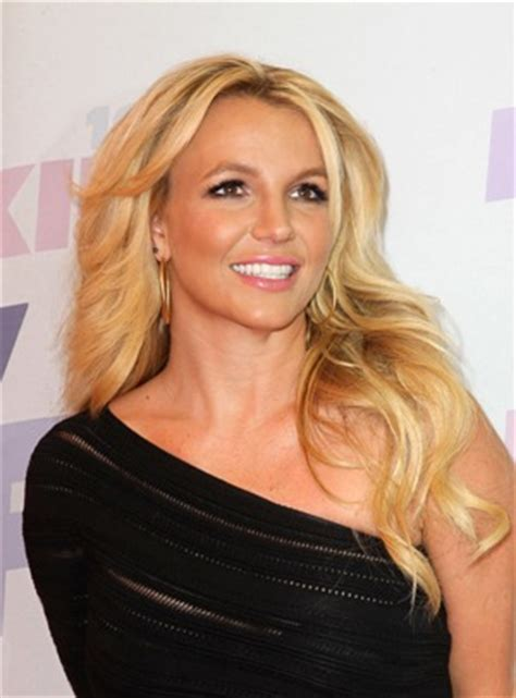 britney spears rocks a high teased ponytail sheknows music review britney spears quot ooh la la quot
