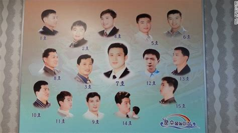 korea approved haircuts military approved haircuts for trim jong un north korean men and women have a choice of