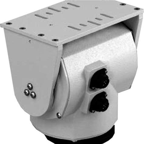 pan tilt pt 1020 medium sized pan tilt with rs 485 or dc drive