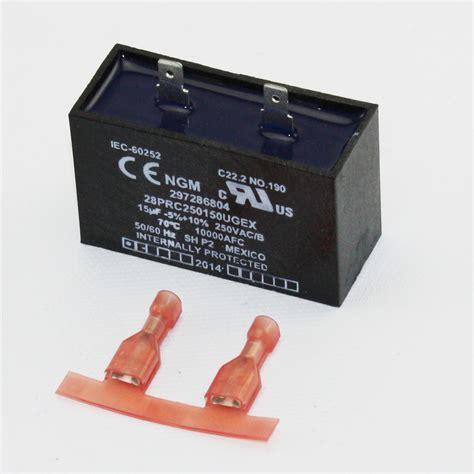 run capacitor wr62x79 refrigerator run capacitor 28 images frigidaire 5304464438 refrigerator run capacitor