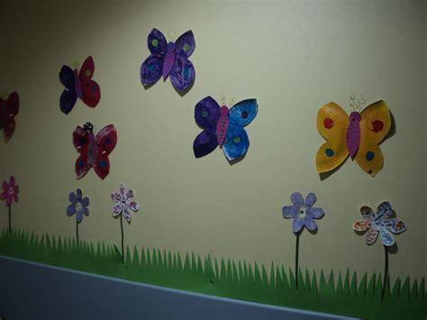 papillons section la classe des petits