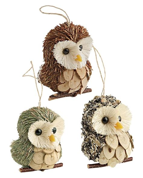 owl tree ornaments owl tree ornaments buy from gardener s supply