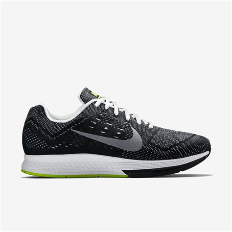 nike wide fit running shoes nike mens air zoom structure 18 wide fit running shoes