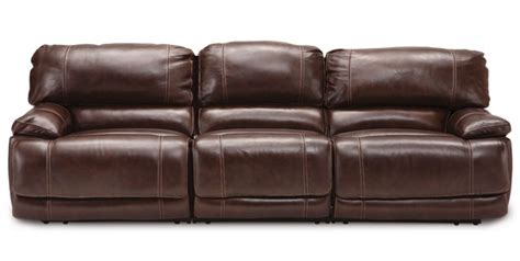 sofa mart the cloud 3 seat power reclining sofa sm