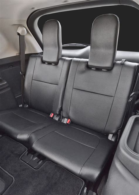 Third Upholstery by Captains Chairs Mitsubishi Outlander Html Autos Post