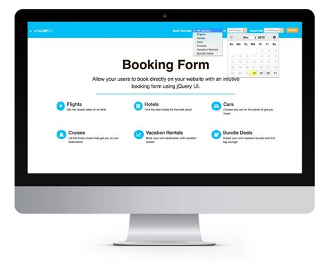 design form in jquery mobile how to create a booking form with jquery ui web design